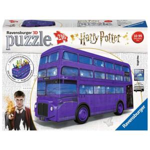Ravensburger 3D Puzzle Knight Bus Harry Potter