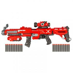 Shooter mit 20 Soft-Pfeilen