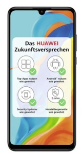 Huawei P30 Lite New Edition ,  256 GB, schwarz