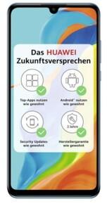 Huawei P30 Lite New Edition ,  256 GB, Crystal