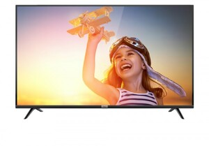 TCL LED TV 43DP600 ,  108 cm, (43 Zoll), 4K Ultra HD, Smart TV, HBBTV