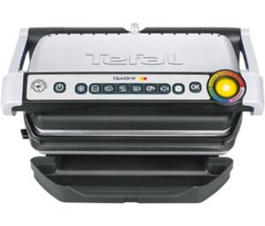 Tefal Kontaktgrill Set GC702D + Spiralschneider ,  mit Lichtindikator