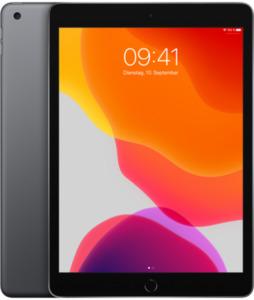 Apple iPad 10,2 Zoll spacegrau ,  128 GB, Wifi, 7 . Generation