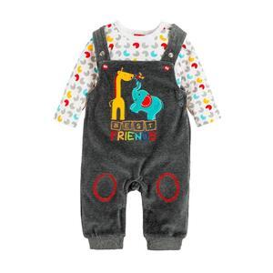 Baby Set Latzhose und Body