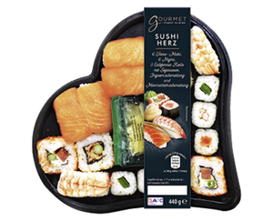GOURMET Sushi Herz