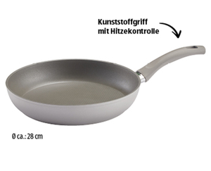 CROFTON®  Chef's Collection Titan-Plasma-Pfanne, Ø ca. 24 cm