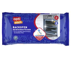 optiWisch Feuchte Küchenreinigungs- tücher