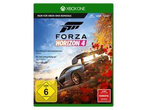Microsoft Forza Horizon 4, für Xbox One, mit Multiplayer-Modus
