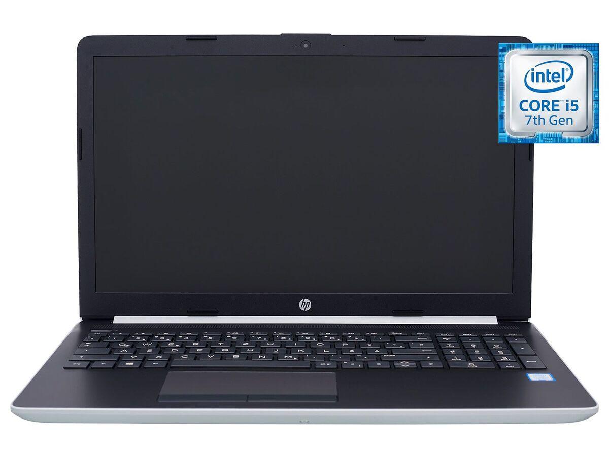 Bild 1 von hp Laptop »15-da0628ng«, Full HD, 15,6 Zoll, 8 GB, i5-7200U Prozessor, Windows® 10 Home
