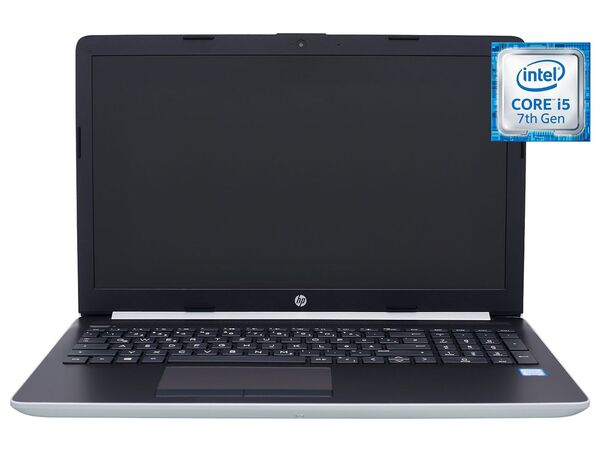 hp Laptop »15-da0628ng«, Full HD, 15,6 Zoll, 8 GB, i5-7200U Prozessor, Windows® 10 Home