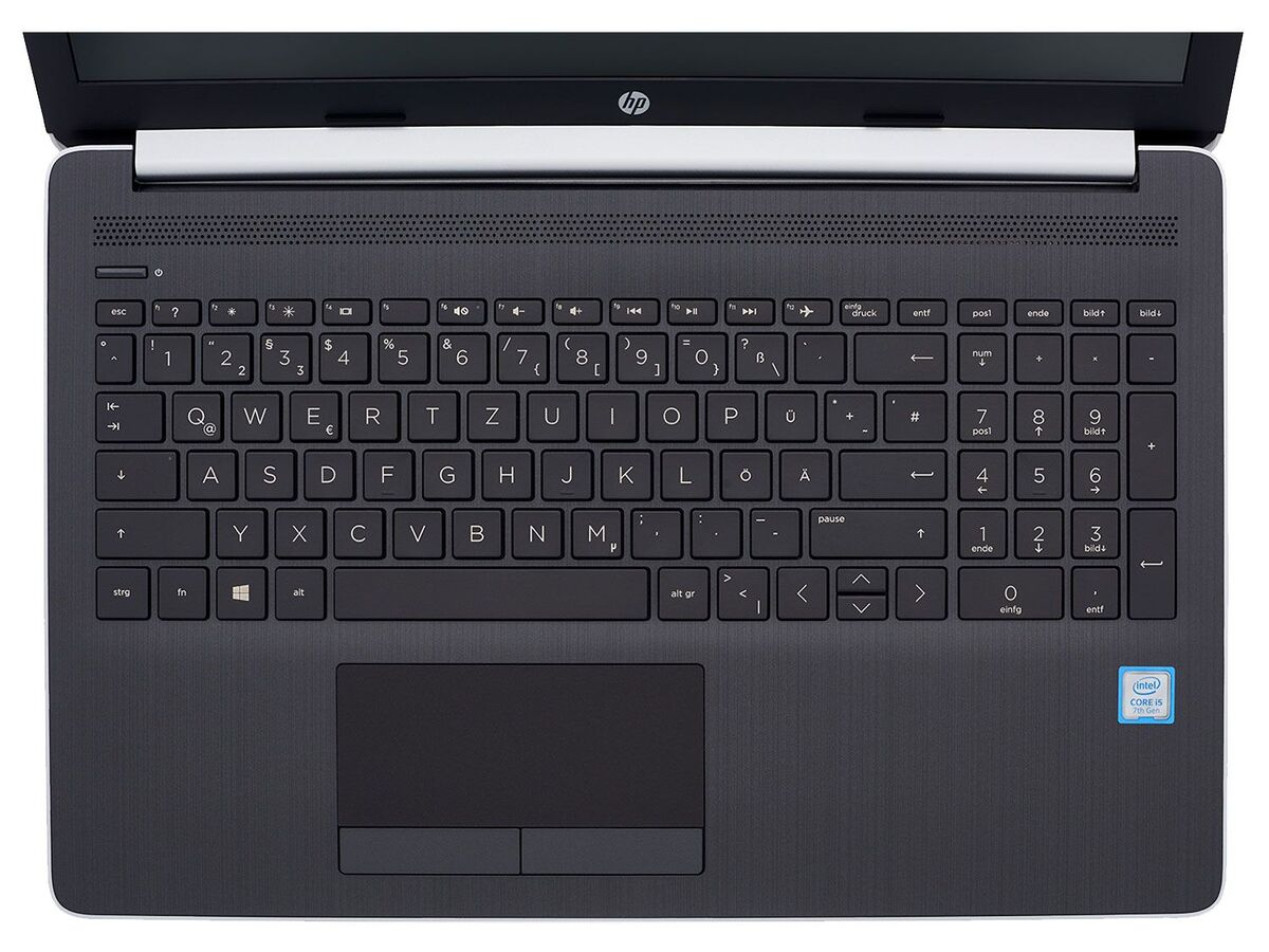 Bild 4 von hp Laptop »15-da0628ng«, Full HD, 15,6 Zoll, 8 GB, i5-7200U Prozessor, Windows® 10 Home