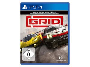 Ubisoft GRID (PlayStation 4)
