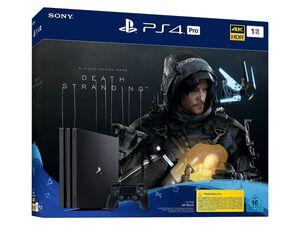 SONY PS4 PRO 1TB schwarz inkl. Death Stranding