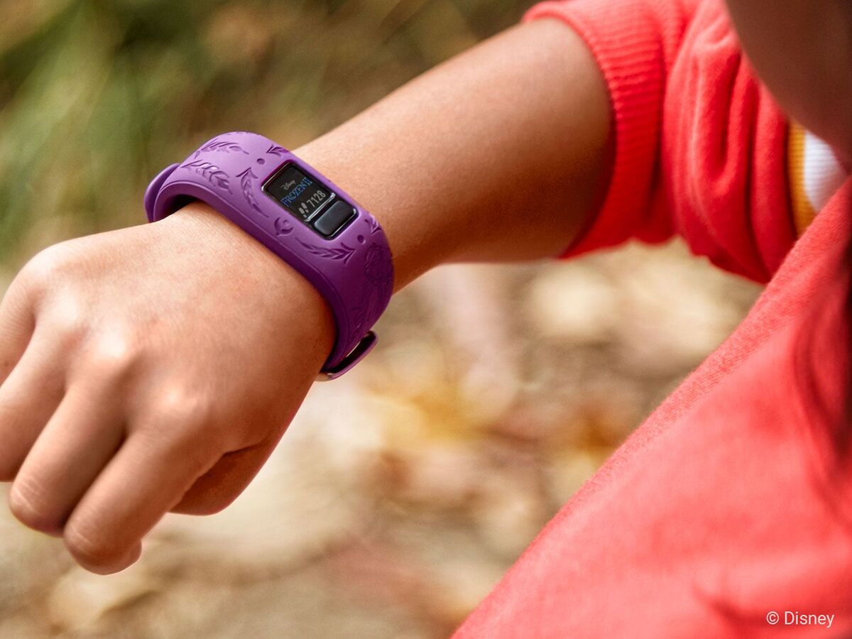 Bild 3 von GARMIN Smartwatch vivofit jr. 2 Anna