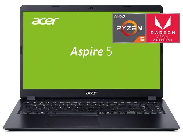 acer Laptop Aspire 5 A515-43-R6WW Multimedia