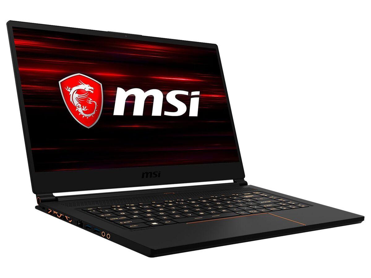 "Bild 4 von MSI GS65 8SF-264DC Gaming Laptop - 15"" FHD / i7-8750H / 16GB RAM / 512GB SSD / RTX 2070 8GB / Win 10 Home"