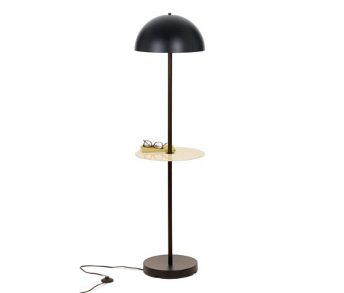 LED Stehleuchte mit Tisch von Tchibo ansehen