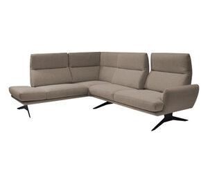 Sitzgruppe »Delano« von ADA AUSTRIA premium, karamellbraun, links