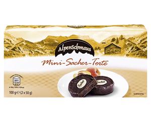 Alpenschmaus Mini-Sacher-Torte