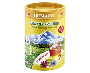 DOMACO®  Schwyzer Original Schweizer Kräuter Tee