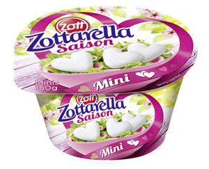 Zott Zottarella Mini-Herzen