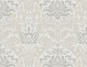 Vliestapete Stil Weiß