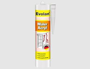 Maler-Acryl braun