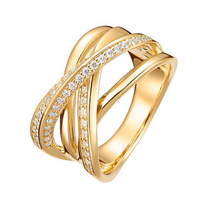 CHRIST Diamonds Damenring 87304523