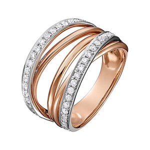 CHRIST Diamonds Damenring 87351122