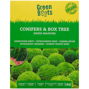 Green Boots Buchs- und Koniferendünger