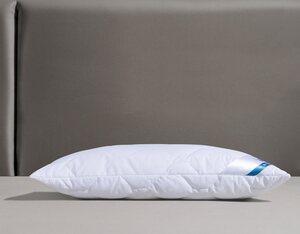 Synthetikkopfkissen, »Tencel Soft«, Beco, Bezug: 100% Baumwolle, (1-tlg)