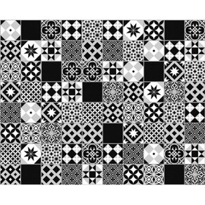 Click-Vinylboden Fliese Malaga