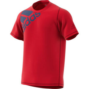 adidas Climalite T-Shirt, schnelltrocknend, atmungsaktiv, Print, für Herren
