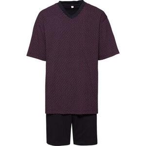 K-Town Herren Schlafanzug, kurz