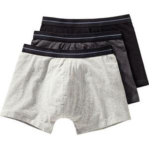 K-Town Herren Pants, uni, 3er-Pack