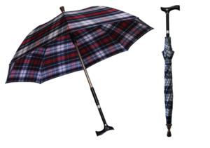 Weinberger Schirm mit Gehstock