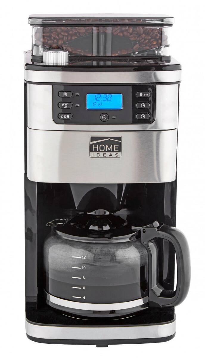 Bild 2 von Home Ideas Kaffeemaschine mit Mahlwerk