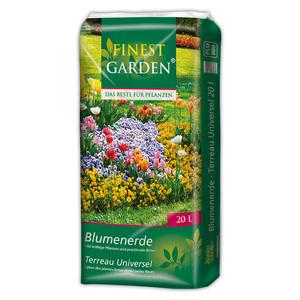 Finest Garden Blumenerde