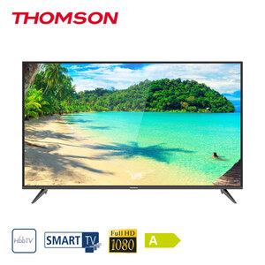 32FD5506 • FullHD-TV • 2 x HDMI, USB, CI+ • geeignet für Kabel-, Sat- und DVB-T2-Empfang • Maße: H 43,5 x B 73,5 x T 8 cm • Energie-Effizienz A (Spektrum A++ bis E), Bildschirmdiagonale: