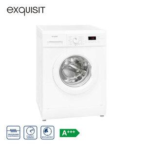 Waschautomat WA 7014-3.1 A+++ · 15 vollelektron. Waschprogramme · Mengenautomatik · Aquastop · Maße: H 85,0 x B 59,5 x T 46,0 cm · Energie-Effizienz A+++ (Spektrum: A+++ bis D)