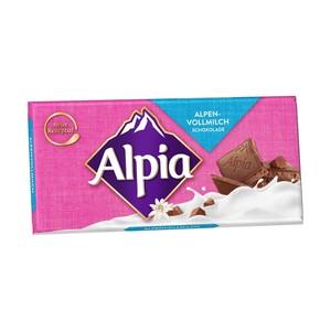 Alpia Schokolade versch. Sorten, jede 100-g-Tafel