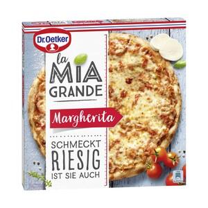 Dr. Oetker La Mia Grande  Margherita oder Salame Piccante  gefroren, jede 360/380-g-Packung und weitere Sorten