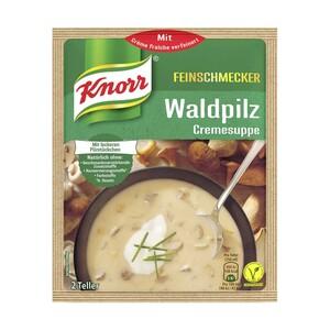 Knorr Feinschmecker Suppen versch. Sorten, jeder Beutel