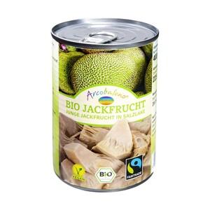 Bio Fairtrade Jackfrucht in Salzlage jede-425-ml-Dose