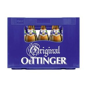 Oettinger Pils, Export oder Alkoholfrei 20 x 0,5 Liter, jeder Kasten