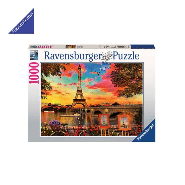 Ravensburger Puzzle 1.000 Teile, versch. Modelle