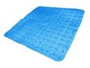 """Bild 1 von Badkomfort Duschmatte """"Bubble"""", ca. 52 x 52 cm - Blau"""