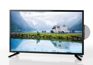 "Reflexion 24"" (60cm) Full HD LED-TV mit DVD-Player und Triple Tuner"