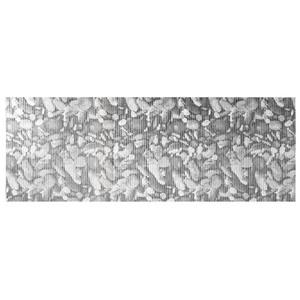 Sensino Allzweckmatte, ca. 65 x 180 cm - Steine grau