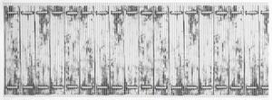 Sensino Allzweckmatte, ca. 65 x 180 cm - Schwarz Holz